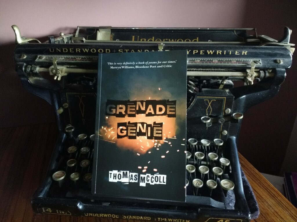 Grenade Genie by Thomas McColl